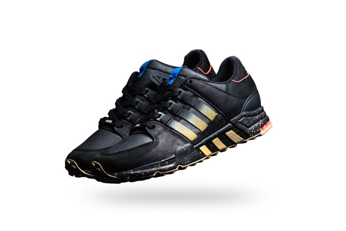 """The 'Mad Max' Inspired Highs and Lows x adidas EQT Support 93 """"Interceptor"""" Drops Stateside"""