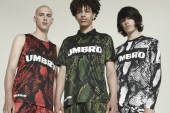 House of Holland and Umbro Offer Vibrant Sportswear Pieces for 2017 Spring/Summer