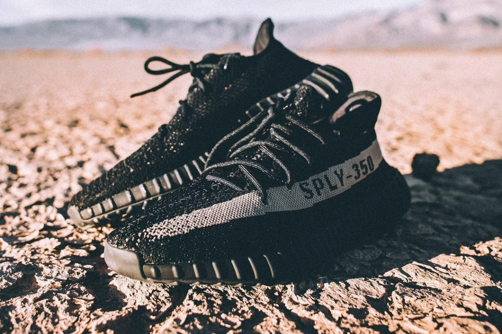 Adidas Yeezy Boost 350 V2 Black Copper DS