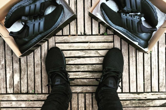 "HYPEFEET: Nike & adidas Go Head-To-Head in a ""Triple Black"" Duel"