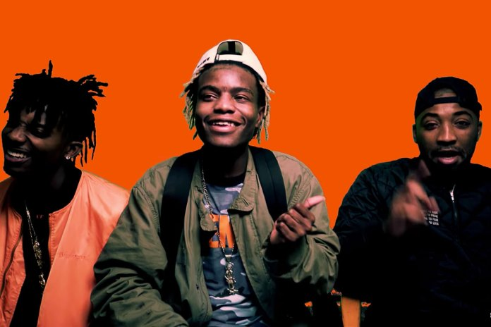Ian Connor, A$AP Bari and Playboi Carti Talk Friendship, VLONE and A$AP Rocky in Old 88rising Interview