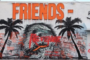 "Ian Connor Denies Painting ""Revenge"" Graffiti on VLONE Pop-Up"