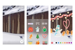 Instagram Story Rolls out Its Own Rendition of Snapchat's Geofilters