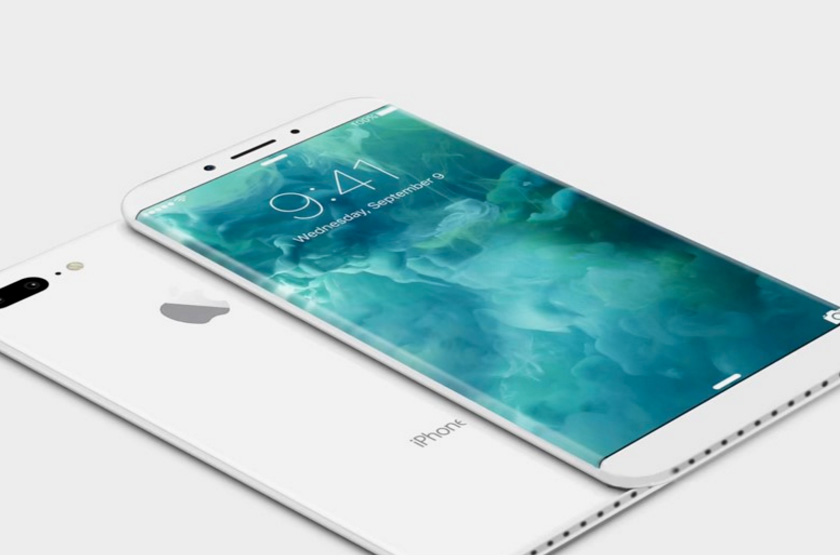 iPhone 8 With Curved Screen Could Be Released as Soon as Next Year No Home Button Smartphones Tim Cook