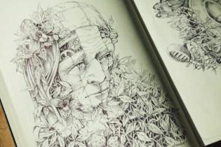 Pen & Paper: Pixel Pancho