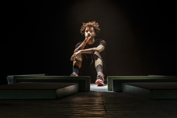 J. Cole's Entire '4 Your Eyez Only' Album Is on Billboard's Hot 100