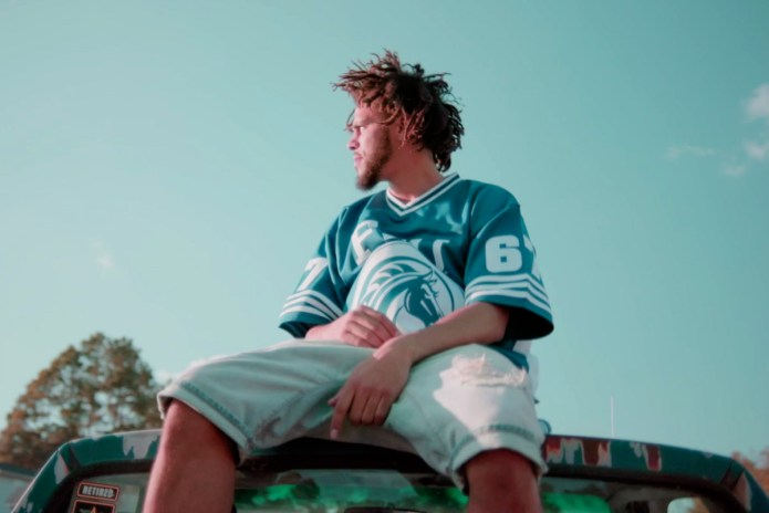Watch J. Cole's New Documentary 'Eyez'