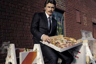 James Franco Looks Mafia-Approved in Latest Editorial