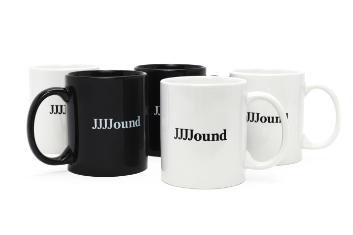 JJJJound Is Now Making Mugs