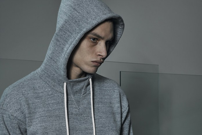 John Elliott Teams Up With Loopwheel For an Encore