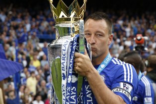 Chelsea's John Terry Launches World's First Virtual Reality Football Academy