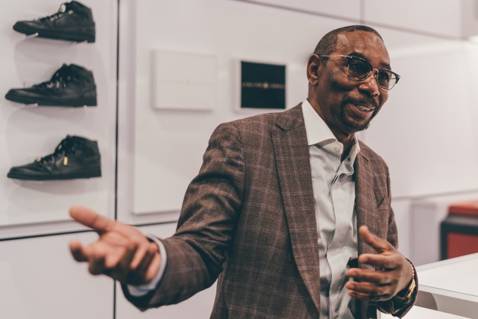 Jordan Brand President Larry Miller Tells Us About the Company's Trials and Tribulations