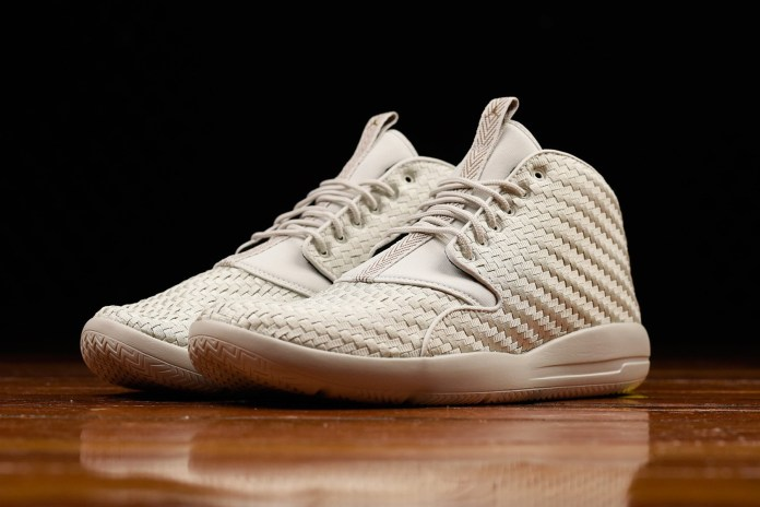 "Jordan Eclipse Chukka Drops A ""Light Bone"" Colorway"