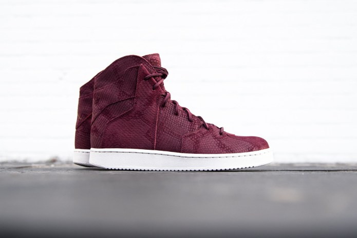 "The Jordan Westbrook 0.2 Gets Burgundy Scales & a ""Wheat"" Makeover"