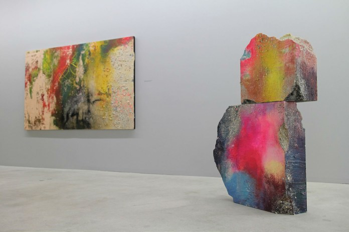 The National YoungArts Foundation Is Currently Hosting Jose Parla's Latest Exhibition