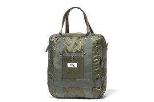 The Junya Watanabe MAN eYe Nylon Twill Tote Bag Draws Inspiration From the MA-1 Flight Jacket