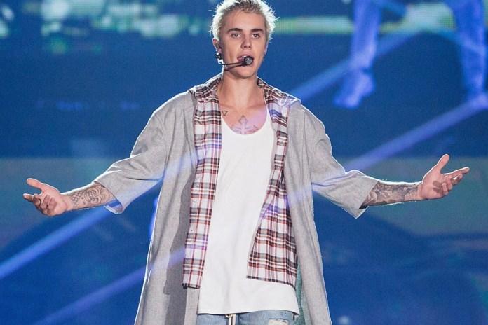 Justin Bieber Announces First Ever North American Stadium Tour