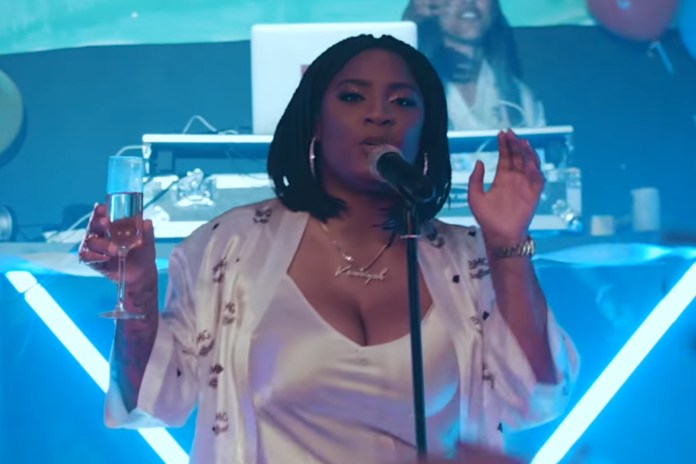 """Kamaiyah Throws a Wild Pajama Party For """"Freaky Freaks"""" Music Video"""