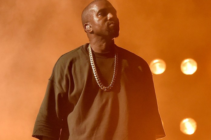 Here's a Look at Kanye West's 2017 Grammy Nominations