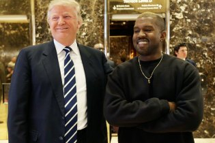 Kanye West Also Received an Autographed 'TIME' Magazine From Donald Trump During Their Meet