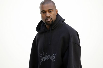 """Listen to Kanye West's """"Ass Shots"""" Featuring French Montana & Cam'Ron"""
