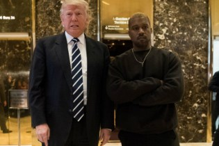 Kanye West Meets With Donald Trump in New York City