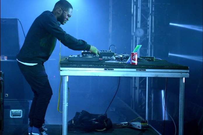 "Kaytranada Remixes Afrika Bambaataa's ""Planet Rock"""