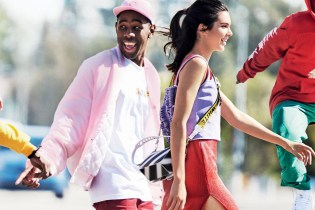 Tyler, The Creator and Kendall Jenner Take on a Playful 'Vogue' Spread