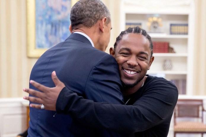 Kendrick Lamar Challenges Barack Obama to Basketball Game