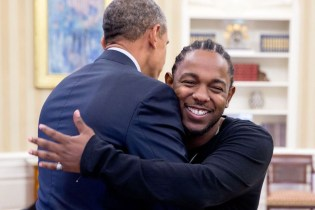 Kendrick Lamar Reveals One of President Barack Obama's Best Characteristics