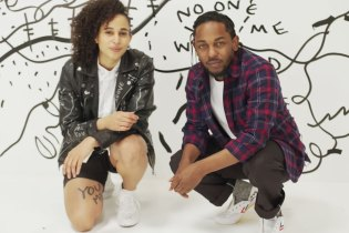 "Kendrick Lamar Details His New ""Art Meets Music"" Stage Set During Art Basel"