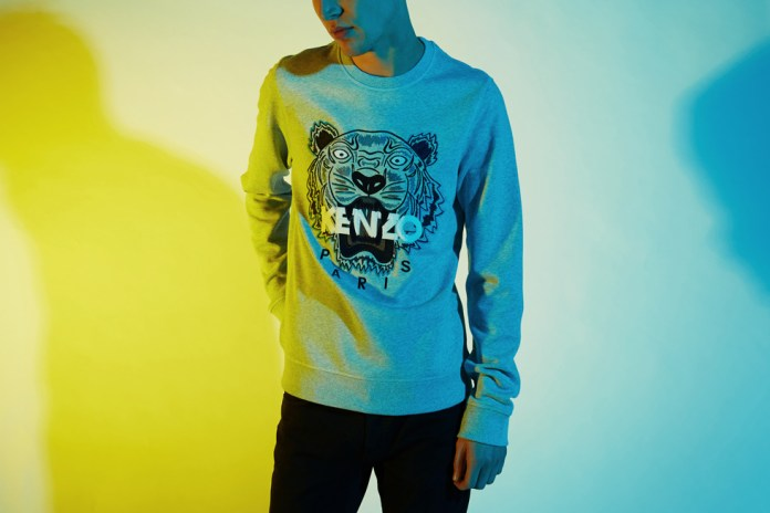END. Spotlights Kenzo's First Delivery for 2017 Spring/Summer in Latest Editorial