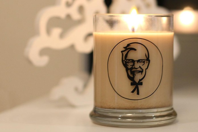 KFC Is Putting Its 11 Secret Herbs and Spices Into Candle Form