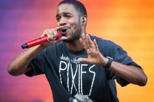 "Kid Cudi & Travis Scott Unleash New Single, ""Baptized in Fire"""