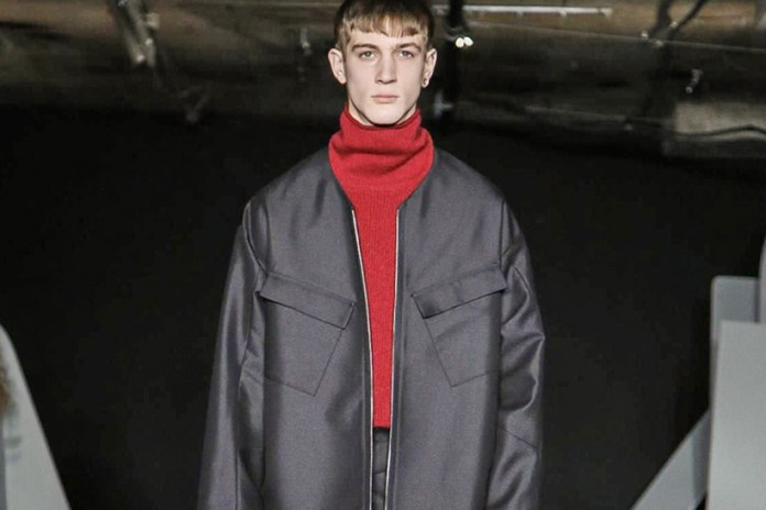 Kiko Kostadinov's 2017 Fall/Winter Collection Reinforces Modern Utilitarian Aesthetics