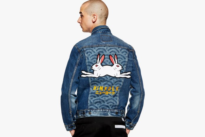 Kinfolk Is Set to Drop a Limited Edition Trucker Jacket Collaboration with Levi's