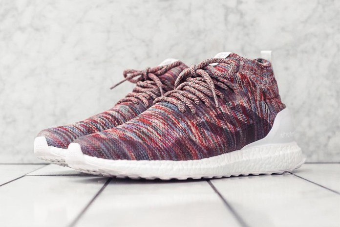 Ronnie Fieg Teases the Upcoming KITH x adidas UltraBOOST Mid