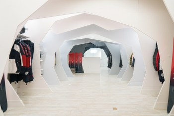 SPACES: KITH's Newest Aspen Location Brings NYC Culture to the Mountains