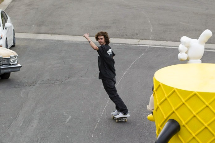 Kyle Walker Wins 'Thrasher Magazine''s Skater of the Year Award
