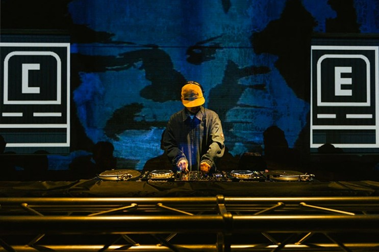 Take a Look Inside the LAB Taipei x C.E Party at Woolloomooloo