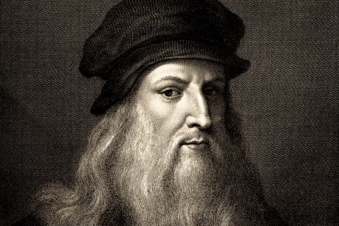 This Leonardo da Vinci Sketch Found in France Is Worth $16 Million USD