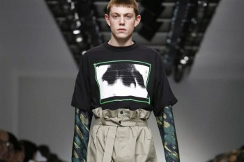 Liam Hodges Presents Graphic-Heavy Pieces for Its 2017 Fall/Winter Collection