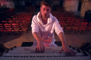 "Lido Heads to A Gorgeous Paris Church for New ""Angel"" Video"