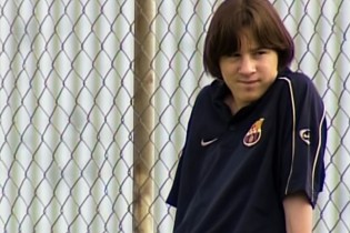 Barcelona Drops Never-Before-Seen Footage of Lionel Messi Dominating Youth Competition