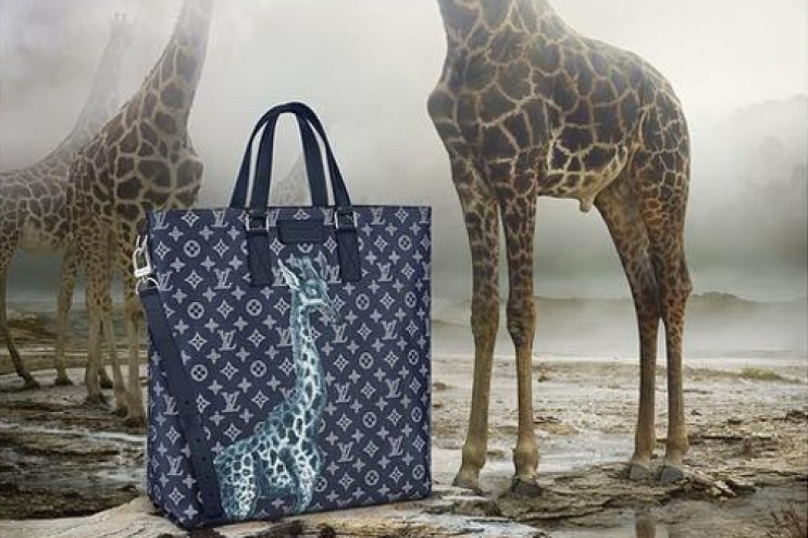 Here's a Sneak Peek of the Louis Vuitton 2017 Spring/Summer Campaign