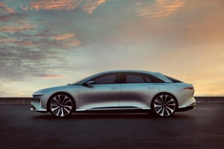 Lucid Motors Makes Its Debut Into the Electric Car Market