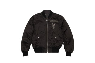 Louis Vuitton Is Set to Release an Exclusive MA-1 Bomber