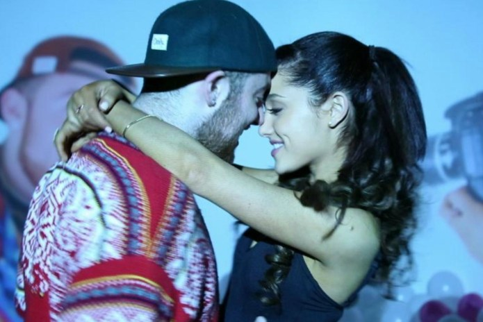 "Mac Miller and Ariana Grande are Lovebirds in New Video for ""My Favorite Part"""