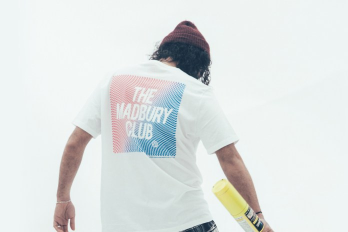 Madbury Club Teams up With Gap to Release Exclusive Tees