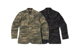 maharishi Embraces Tweed in New Capsule Collection